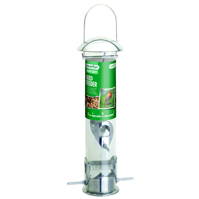 Gardman Heavy-Duty Seed Feeder