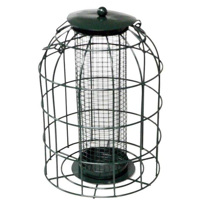 Natures Market Squirrel Guard Peanut Feeder