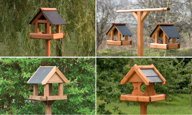 Top 10 Bird tables with slate roof