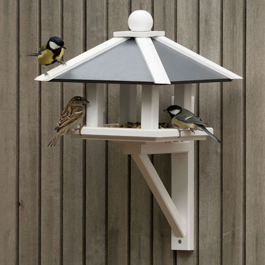 CJ Wildlife Greenwich Mounted Bird Table