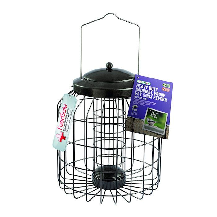 Gardmen Jackdaw proof fat ball feeder