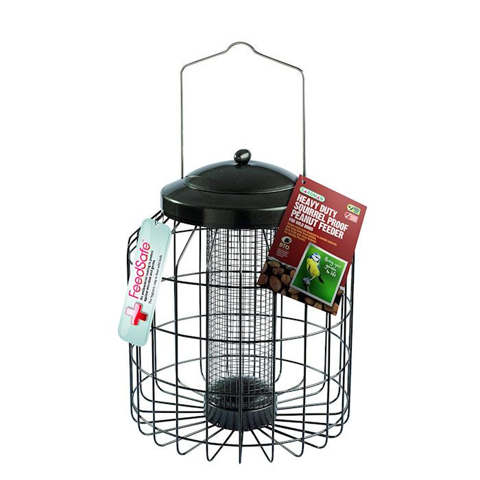 Gardmen Jackdaw proof peanut feeder