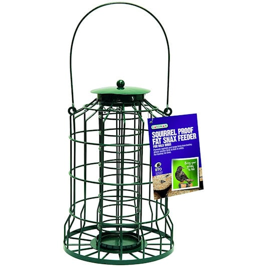 Gardman Squirrel Proof Fat Snax Bird Feeder