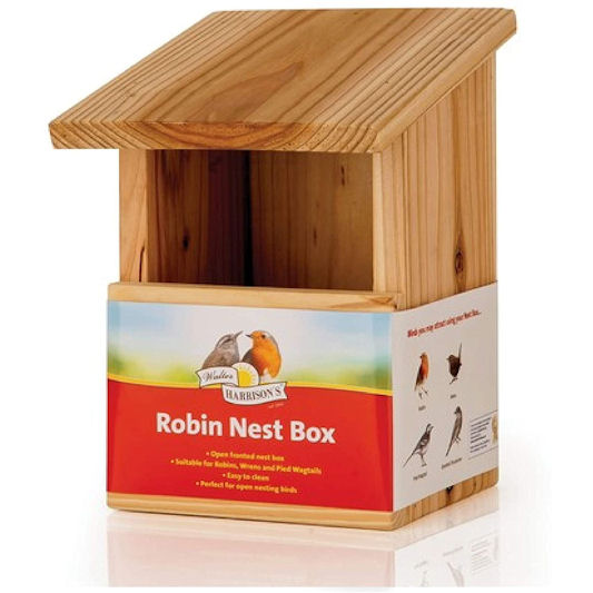 Harrison's Robin Nest Box
