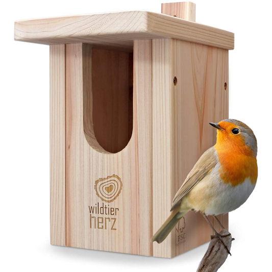 Herz Robins Nesting Box