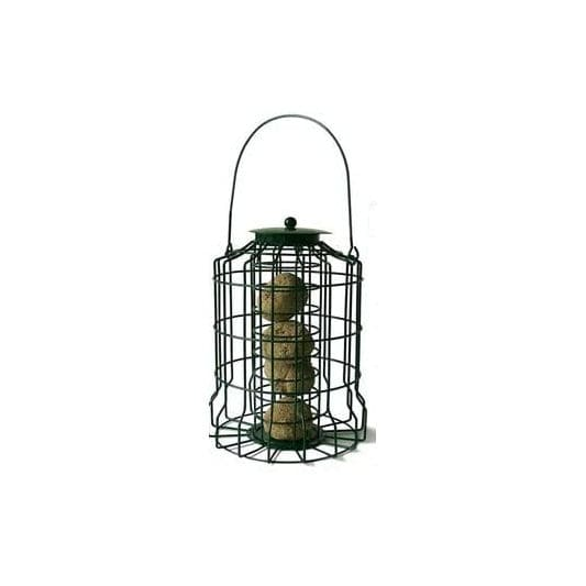 Home & Garden Squirrel Proof Fat Ball Feeder