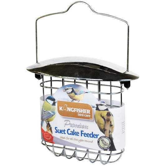 Kingfisher Premium Suet Cake Feeder