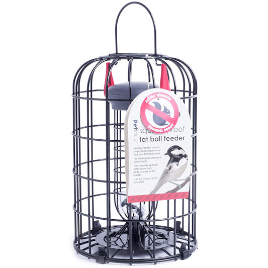 Petface Squirrel Proof Fat Ball Feeder