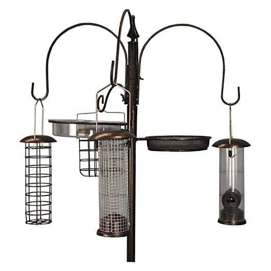 Selections Complete Bird Feeding Station