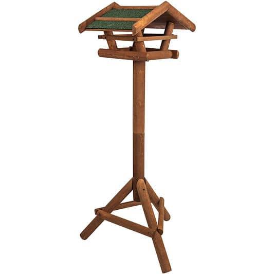 Skojig Sheltered Bird Table for Small Birds