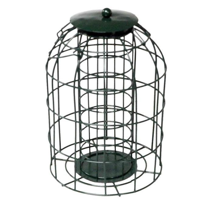 Nature's Market wired squirrel proof fat ball feeder