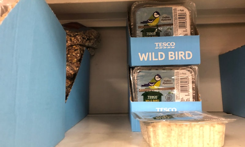 My photo of Tesco Wild Bird Suet Block