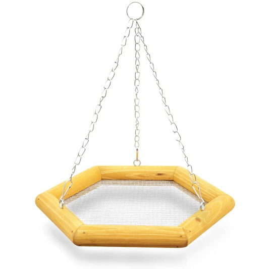 Tom Chambers Snackery Hanging Tray Feeder